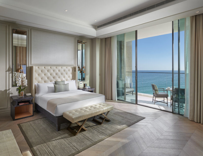 Luxushotel Mandarin Oriental Dubai