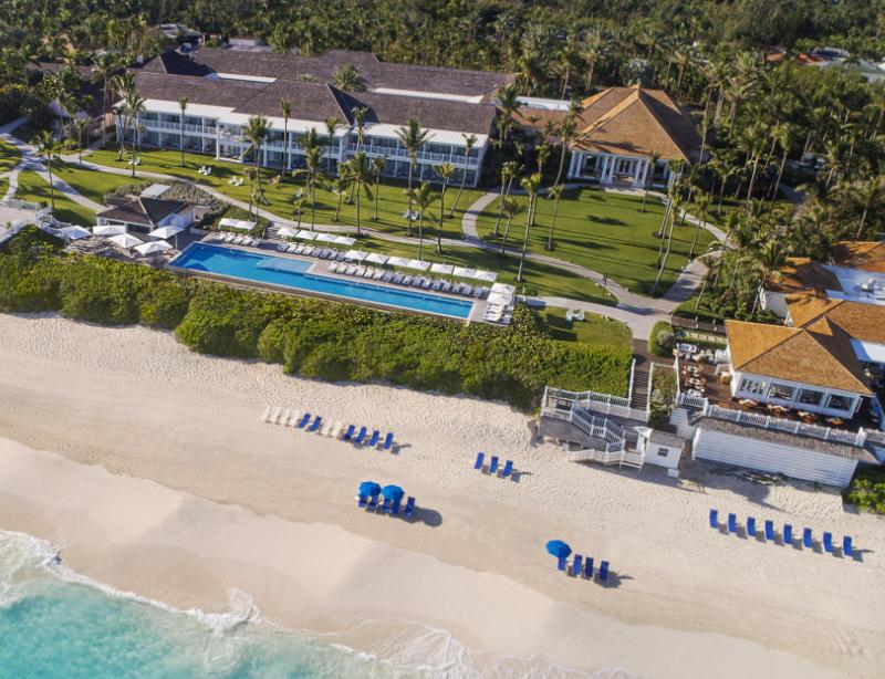 Luxushotel Bahamas Karibik The Ocean Club Argentum Reisen
