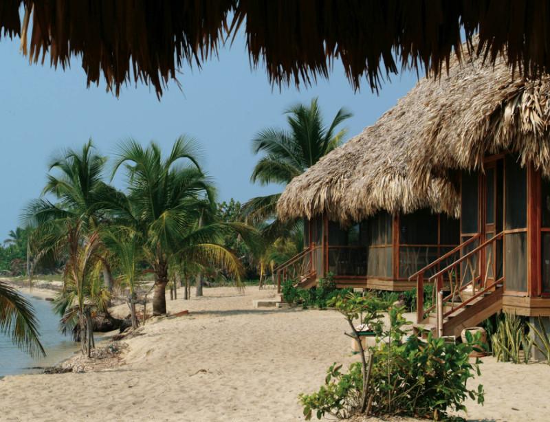 Luxushotel Belize Turtle Inn