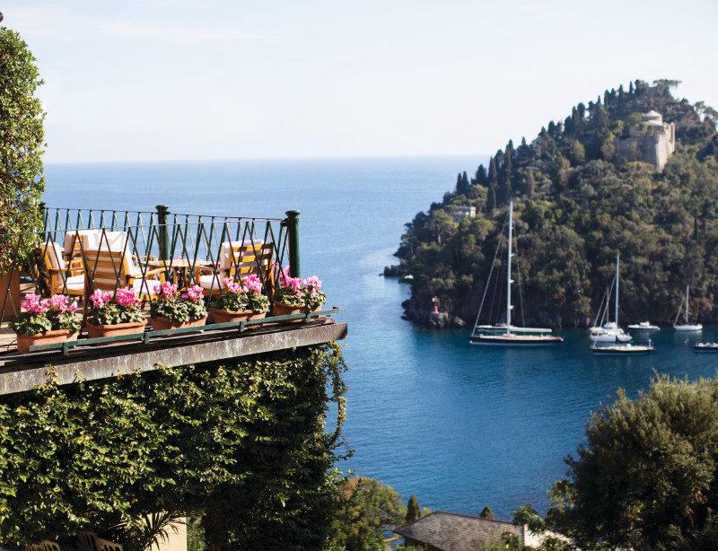Luxusreise Italien Portofino Belmond Hotel Splendido