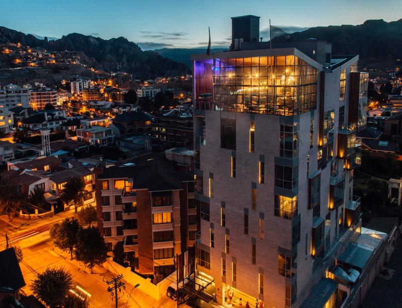 Luxushotel Bolivien La Paz Atix Hotel