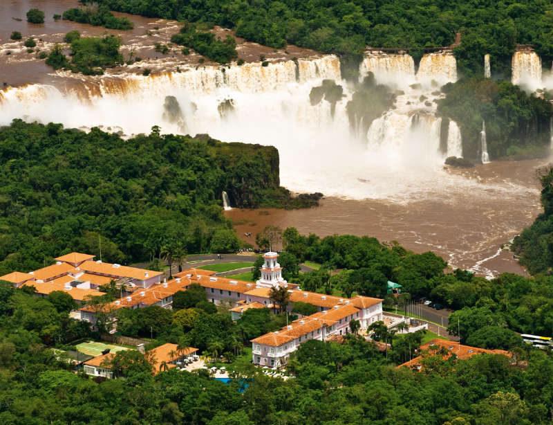 Luxushotel Brasilien Das Cataratas Kachel 3