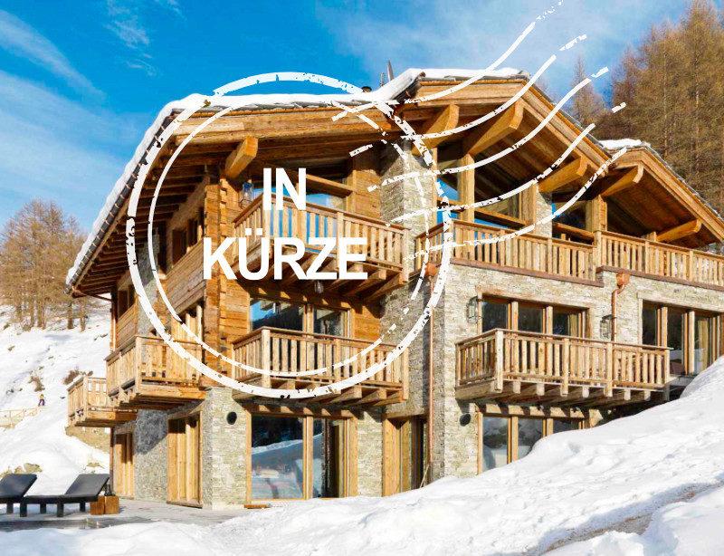 Luxusurlaub Schweiz Zermatt Chale Les Anges