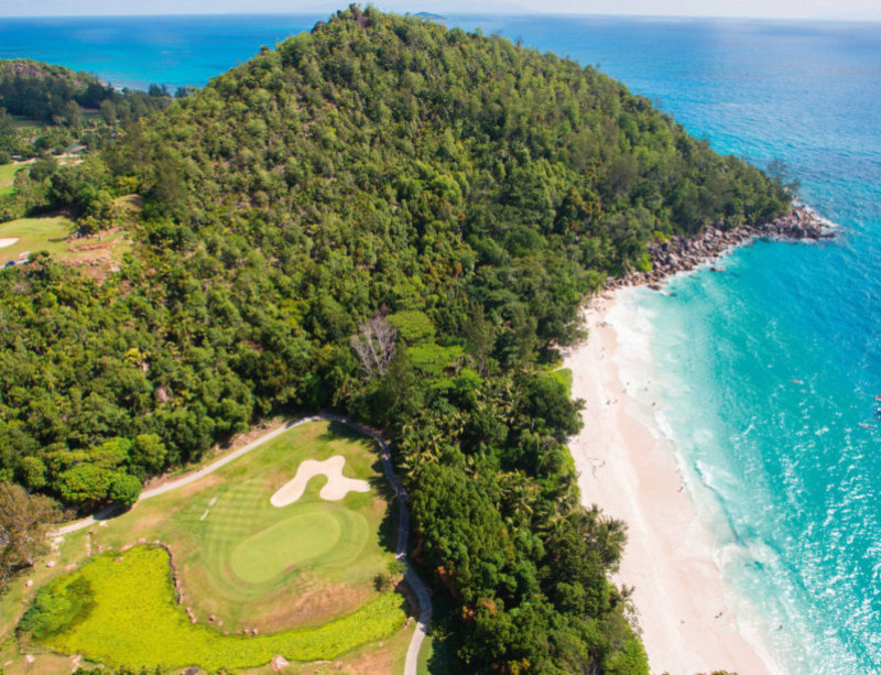Luxusurlaub Seychellen Luxusresort Constance Lémuria