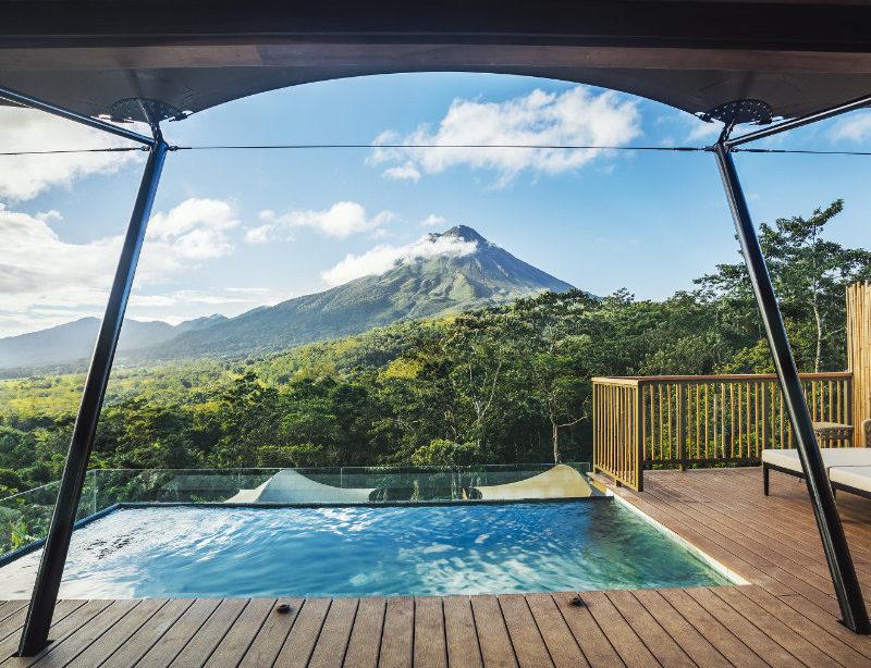 Luxushotel Costa Rica Nayara Tented Camp Kachel 1
