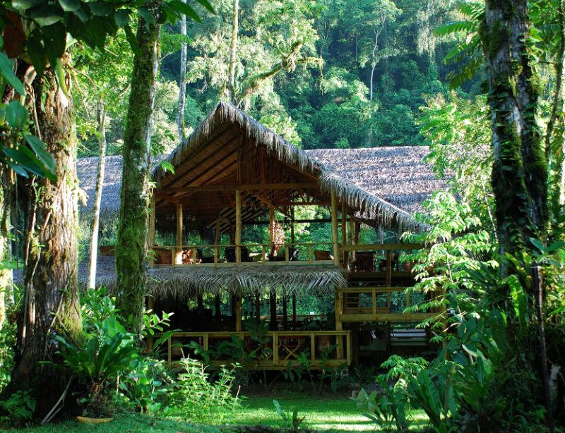 Luxushotel Costa Rica Pacuare Lodge