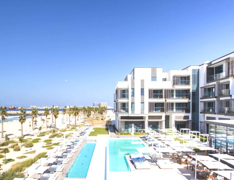 Luxusreise Nikki Beach Dubai