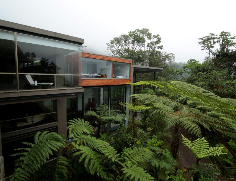Luxushotel Ecuador Mashpi Lodge