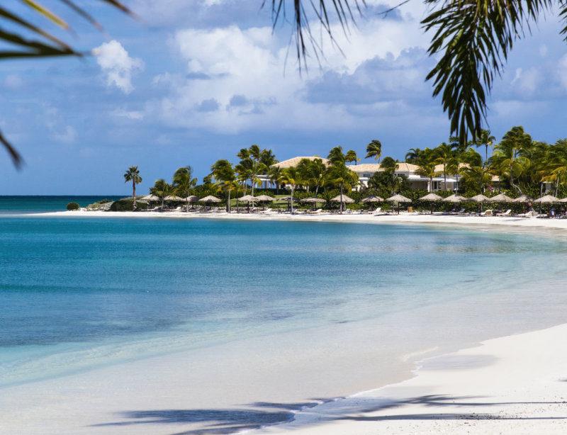 Luxushotel Karibik Antigua und Barbuda Jumby Bay