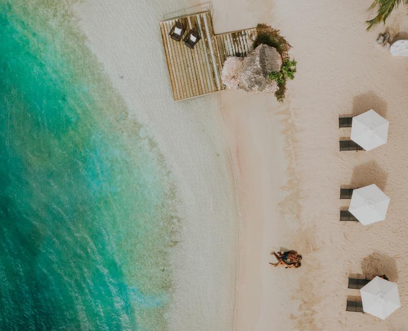 Luxushotel Karibik Baoase Luxury Resort
