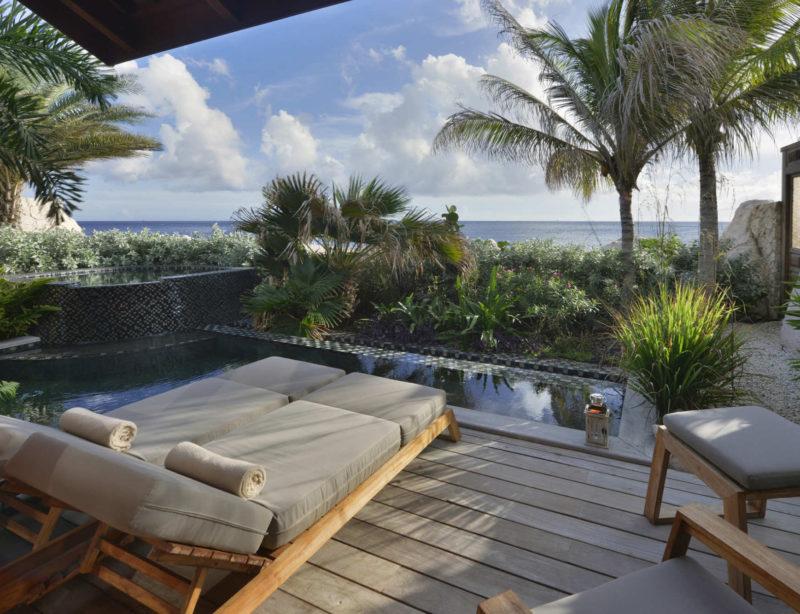 Luxusresort Baoase ABC Inseln Karibik Argentum Reisen