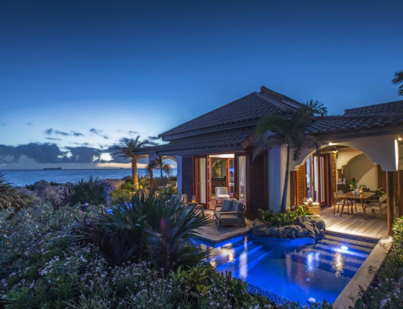 Luxushotel Karibik Curacao Baoase Luxury Resort Argentum Reisen