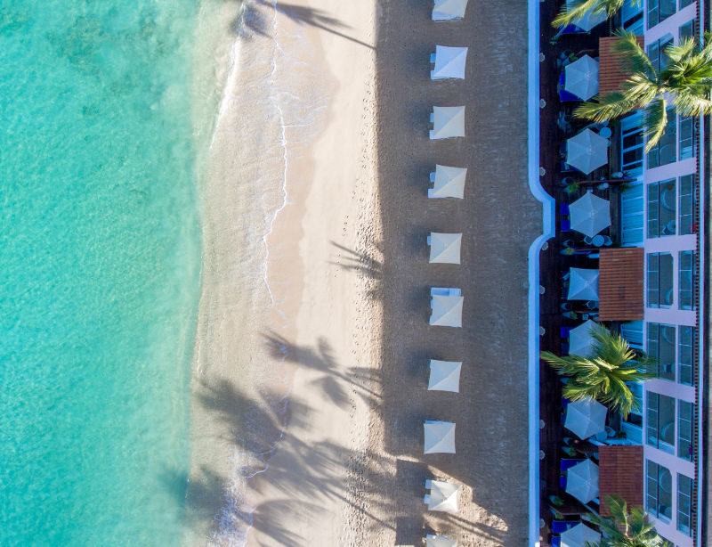 Luxushotel Karibik Fairmont Royal Pavilion Barbados