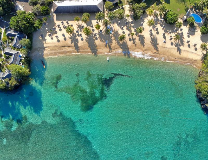 Luxushotel Karibik Große Antillen Jamaica Inn Argentum Reisen