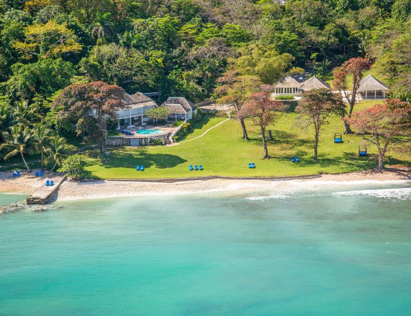 Luxushotel Karibik Jamaica Round Hill
