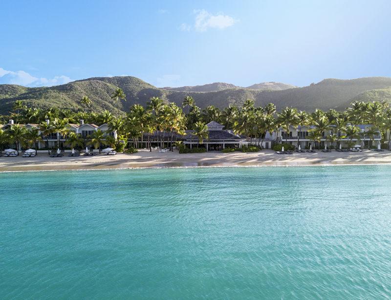 Luxushotel Karibik Antigua Kleine Antillen Carlisle Bay Antigua