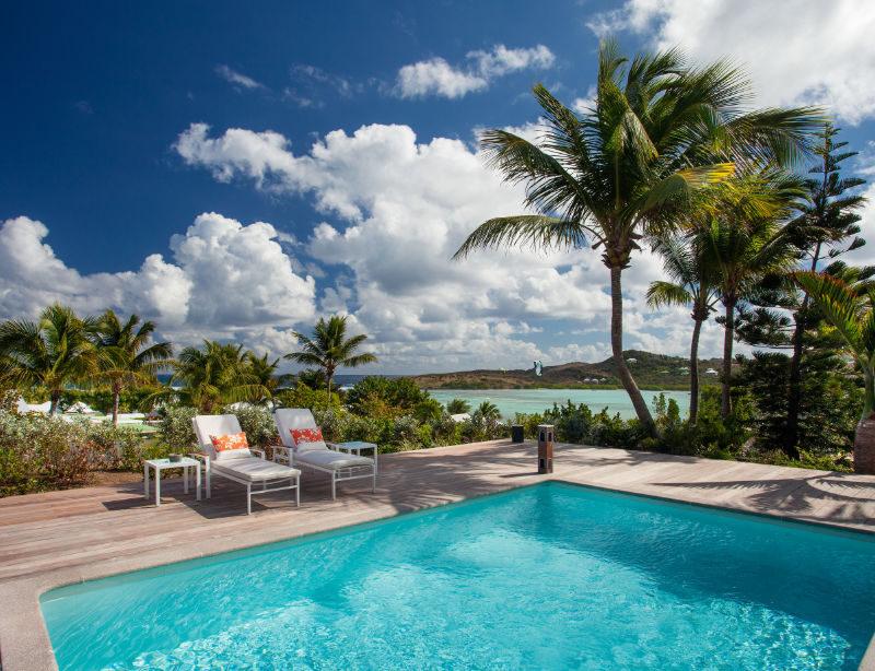 Luxushotel St. Barth Karibik Le Guanahani