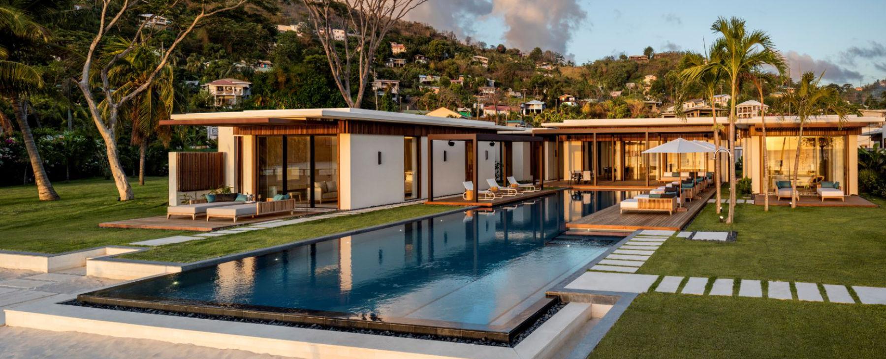 Luxushotel Karibik Silversands Grenada