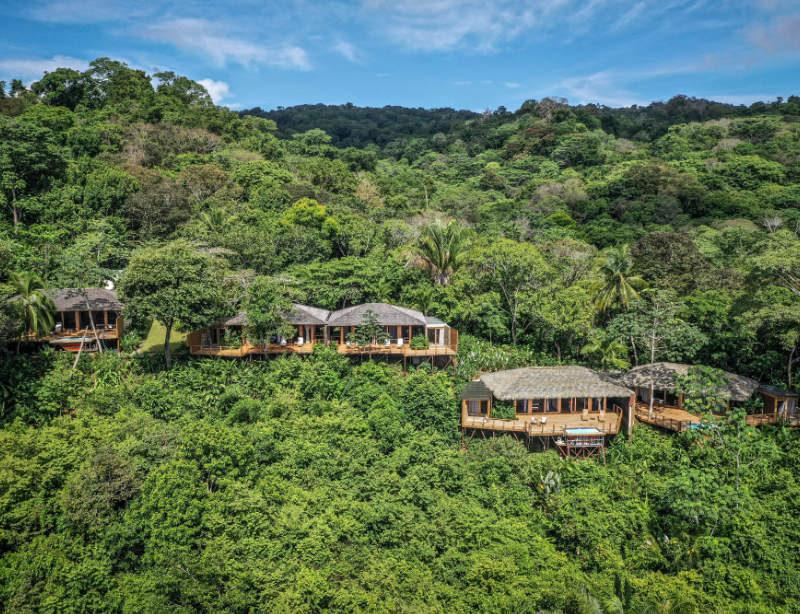 Luxushotel Lapa Rios Lodge Costa Rica Kachel 1