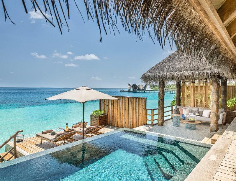 Luxusreise Malediven Joali