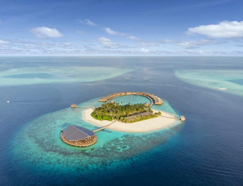 Luxusreise Malediven Kudadoo