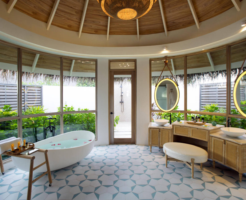 Luxusreise Luxushotel Milaidhoo Island Luxury Circle