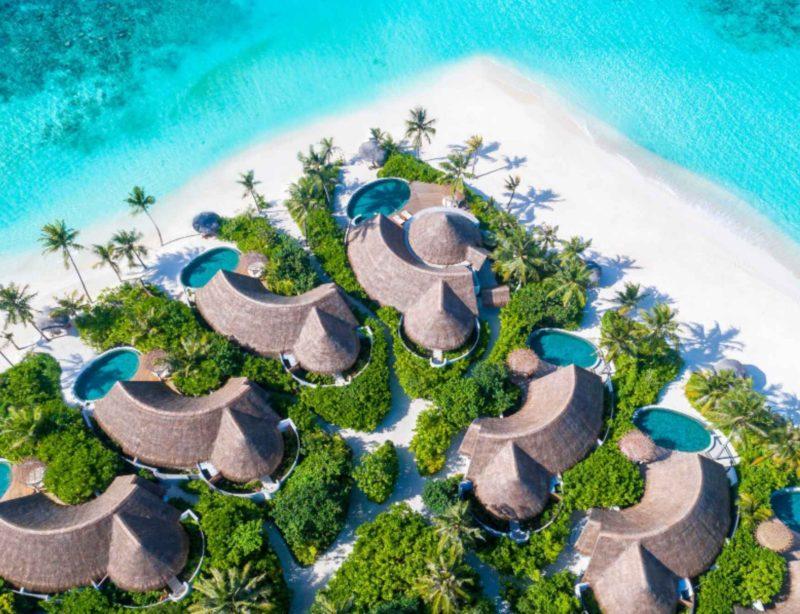 Luxusreise Malediven Milaidhoo