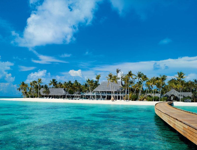 Luxushotel Malediven Velaa Private Island Maledives