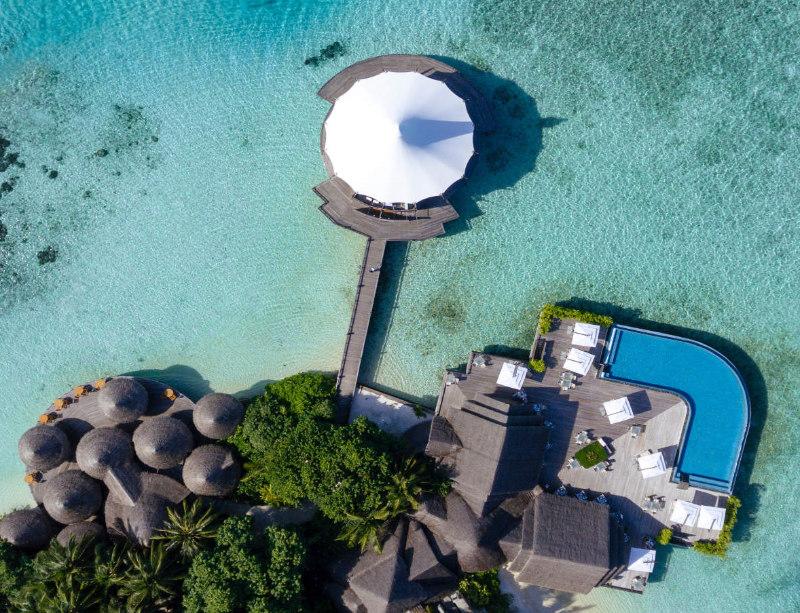 Luxusurlaub Baros Resort Malediven Luxury Circle