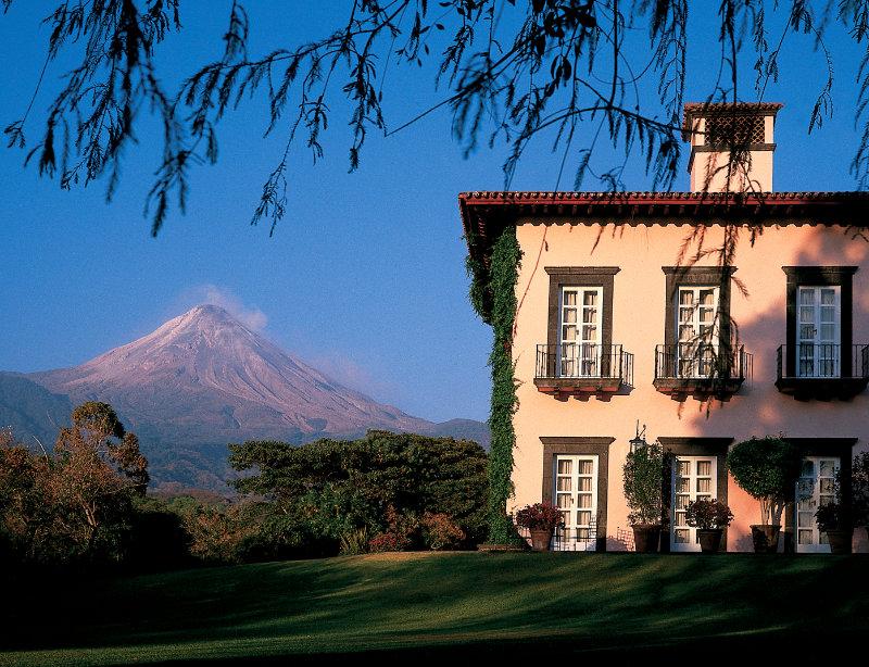 Luxushotel Mexiko Hacienda San Antonio Argentum Reisen