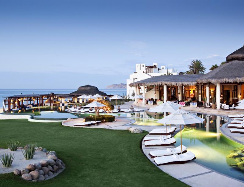Luxushotel Mexiko Rosewood Las Ventanas Argentum Reisen