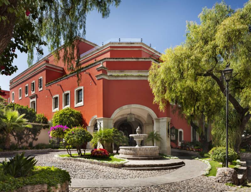 Luxushotel Mexiko Rosewood San Miguel de Allende Argentum Reisen