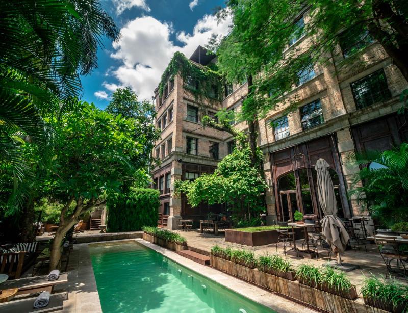 Luxushotel Paraguay Factoria Hotel Kachel 2