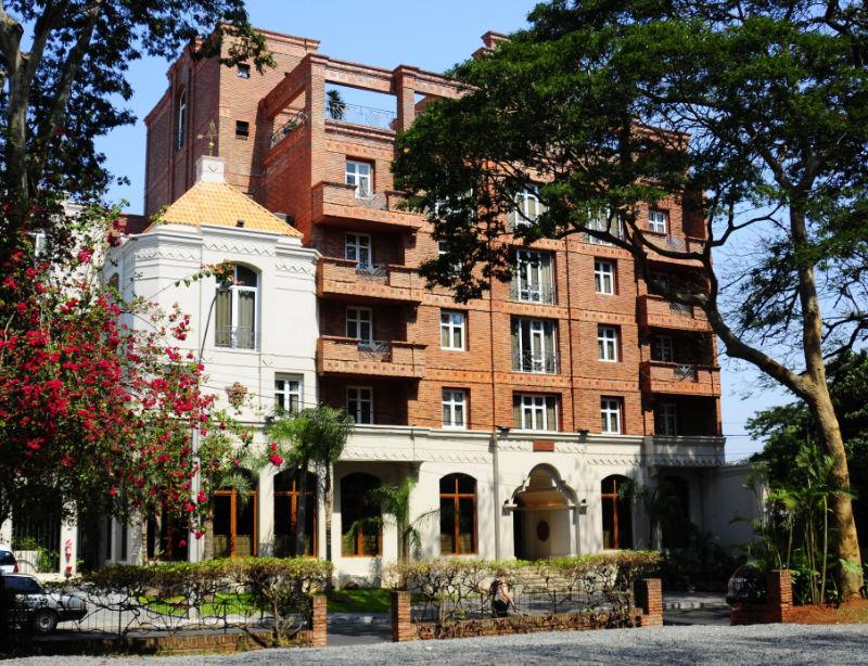Luxushotel Paraguay La Mision