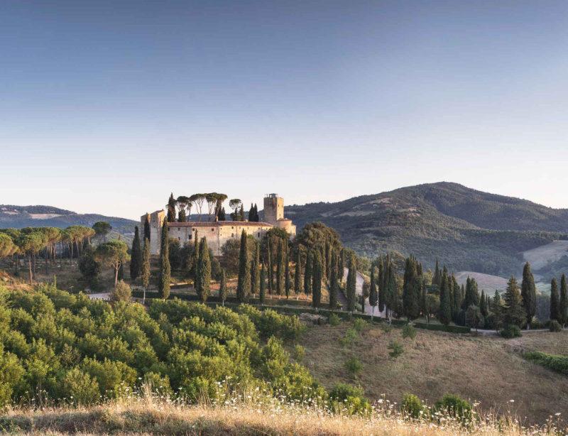 Luxusreise Italien Umbrien Reschio Estate