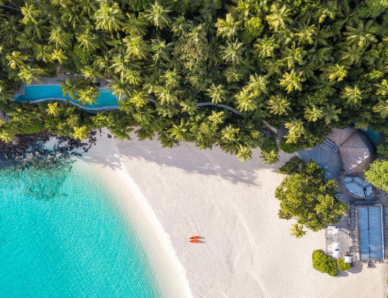 Luxusreise Seychellen North Island