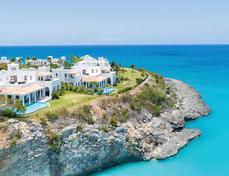 Luxushotel Karibik St Martin Belmond La Samanna