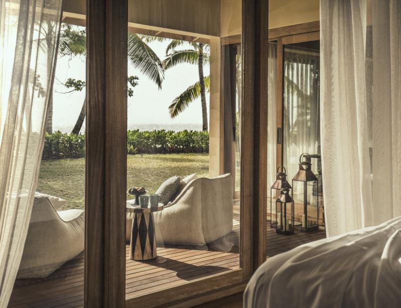 Luxushotel Sychellen Foaur Seasons Desroches Island_Kachel