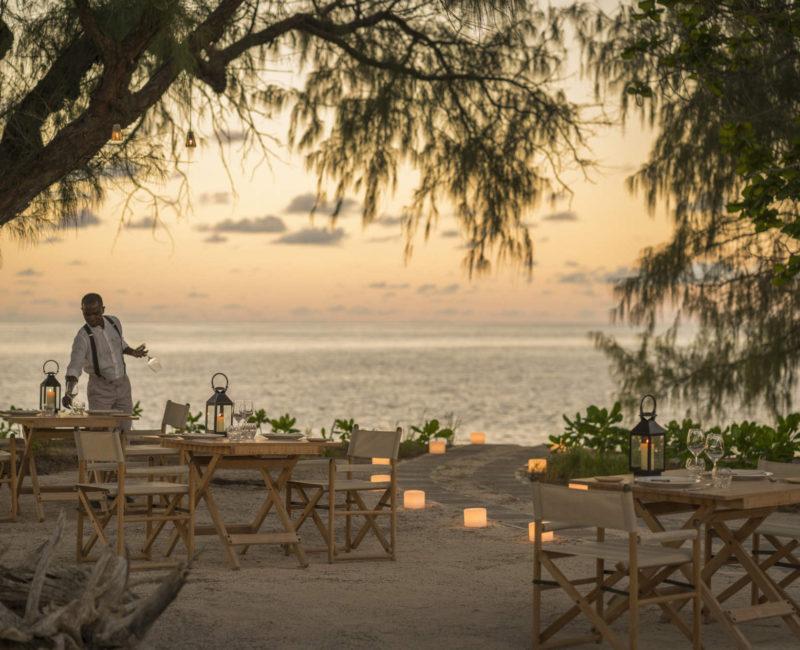 Luxusreise Resort Four Seasons Resort at Desroches Island