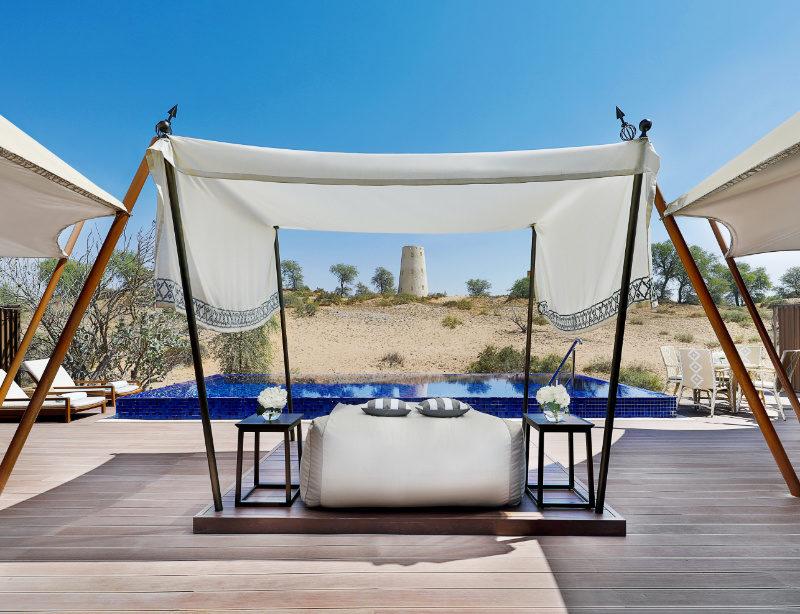 Luxusreise Dubai Ras Al Khaimah The Ritz Carlton Al Wadi Desert
