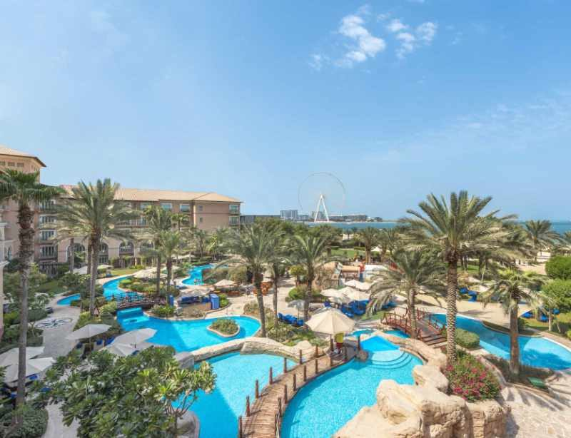 Luxusreise Dubai The Ritz Carlton