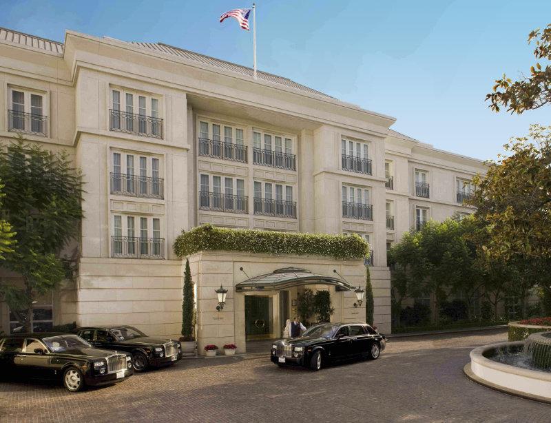 Luxushotel USA The Peninsula Beverly Hills Kachel