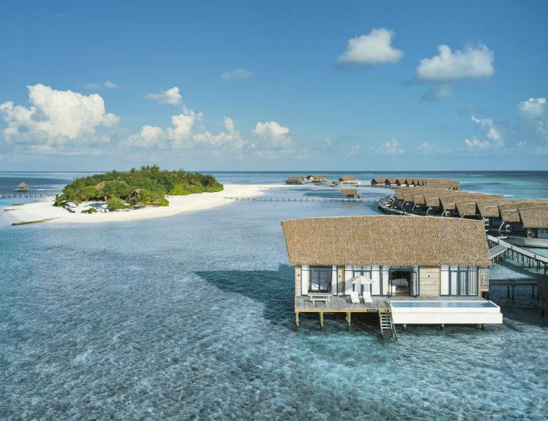 Luxusreise Malediven COMO Cocoa Island