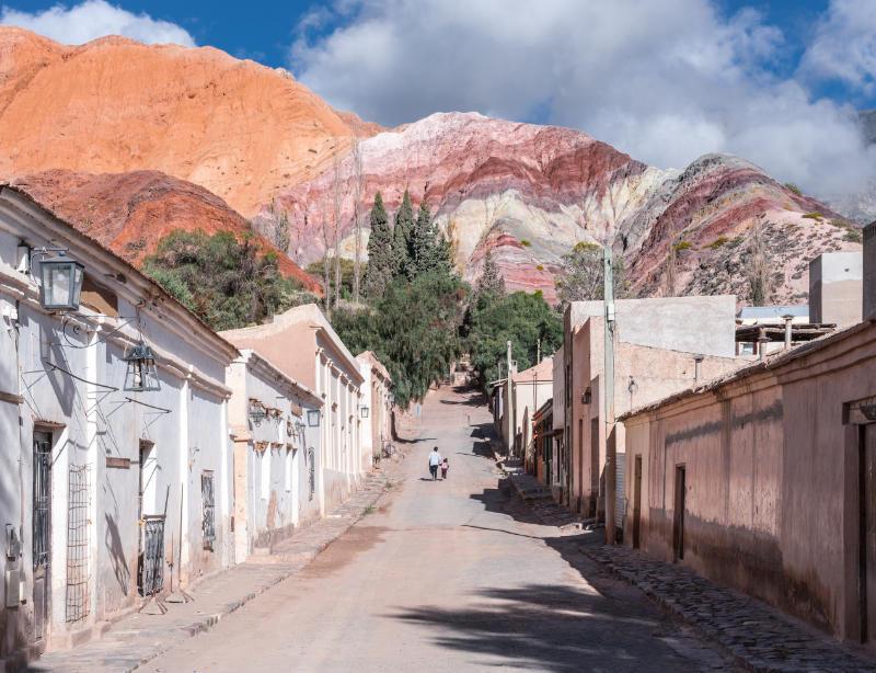 Luxusreise Argentiniens Norden Kachel