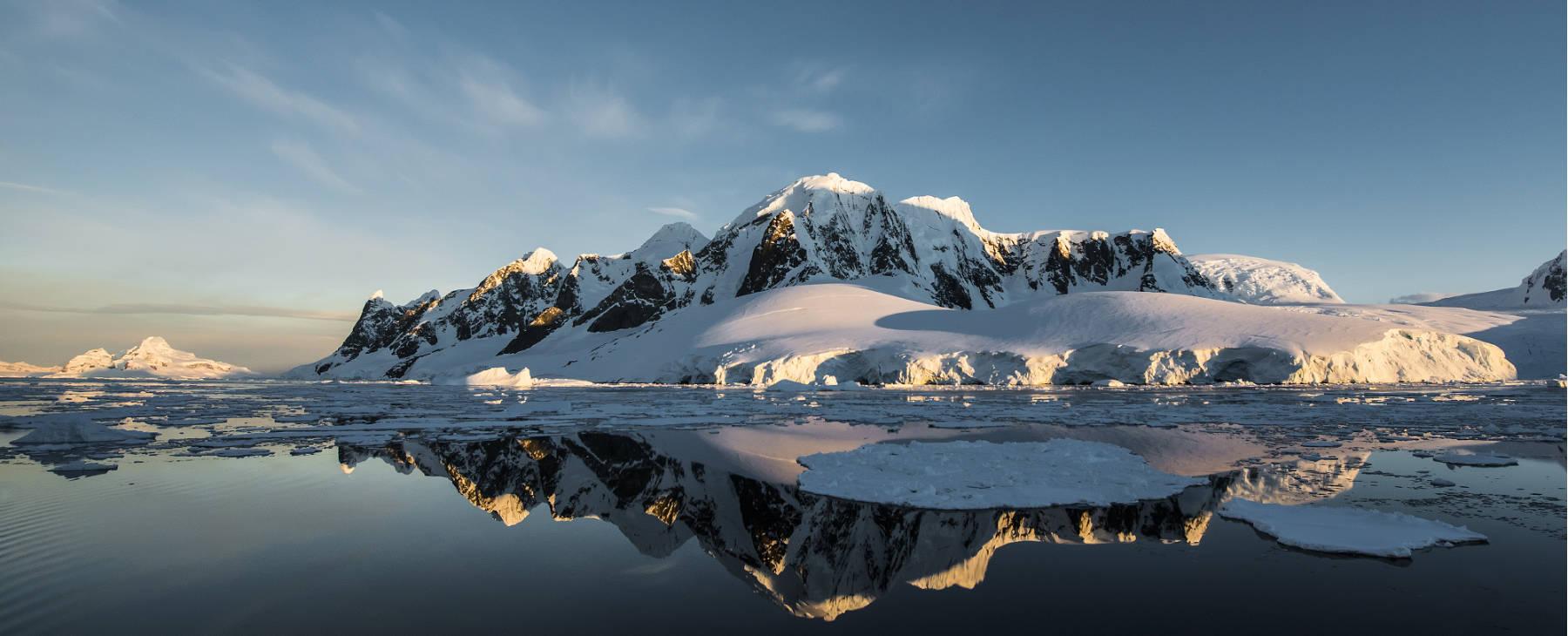 Luxusreise Antarktis mit Argentum Reisen
