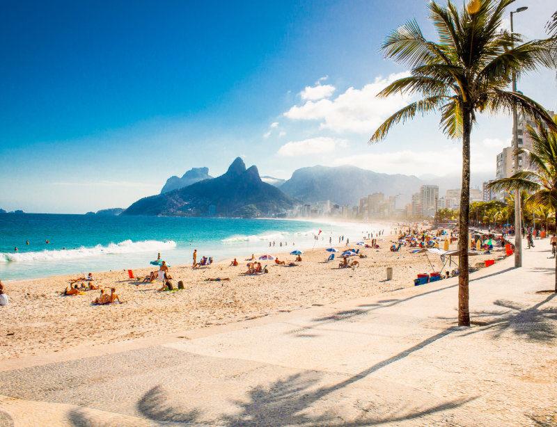 Luxusreisen Brasilien Höhepunkte Kachel