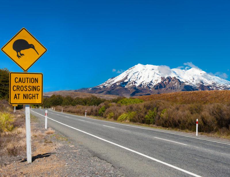 Luxusreisen Neuseeland Kachel