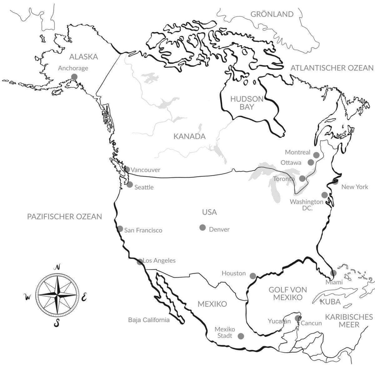 Luxusurlaub Nordamerika Argentum Reisen Individuelle Reiseerlebnisse
