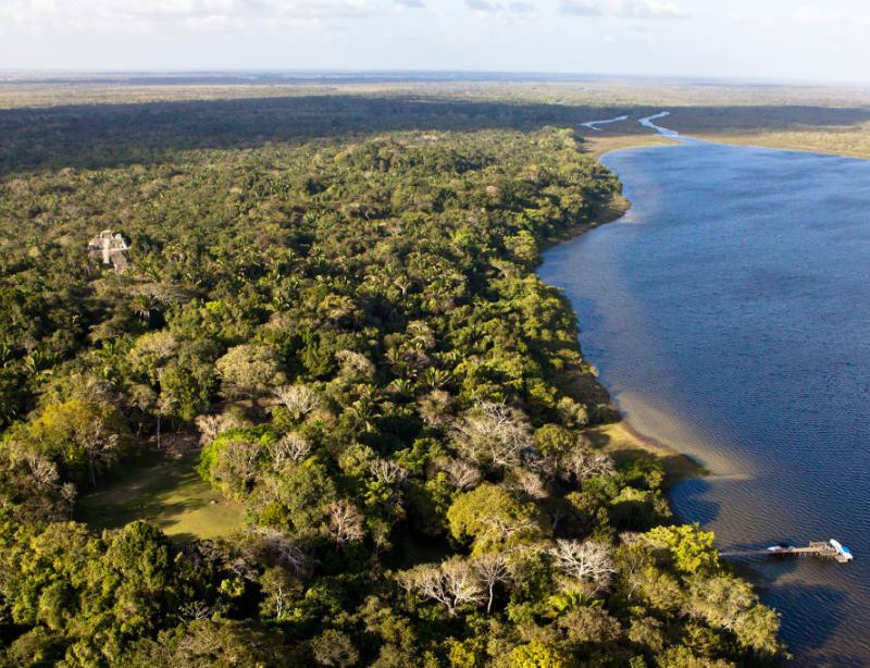 Luxusrundreise Belize Höhepunkte