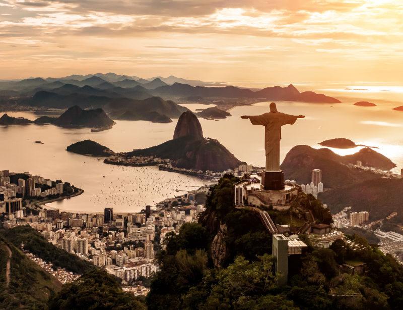 Luxusrundreise Brasilien Rio de Janeiro Kachel